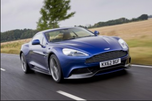 2014 Aston Martin Vanquish: Celebrating 100 Years with Aston Martin